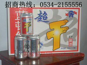 山东鼎力易拉罐啤酒