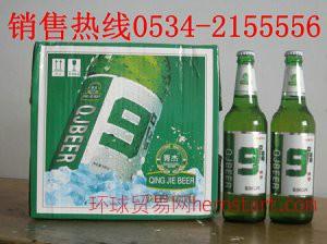 山东鼎力9°冰生啤酒