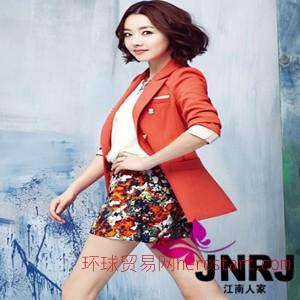 江南人家2014品牌女装春夏新款您生意的好伙伴
