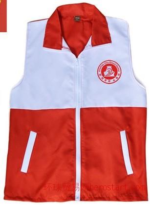 公益人士任性选择志愿者服装服饰