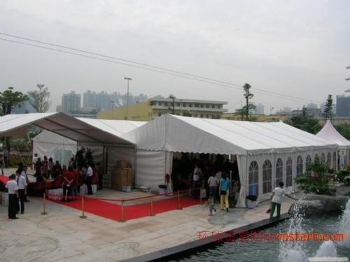 郑州金雨发帐篷厂户外活动临时建筑篷房