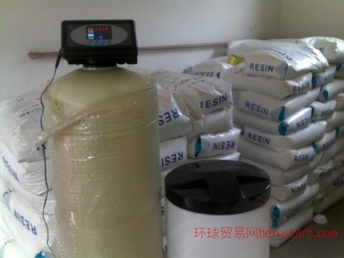 锅炉水处理全自动软化水设备