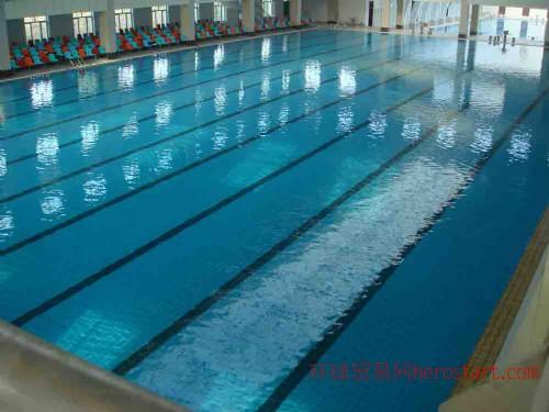 游泳池水处理净化装置