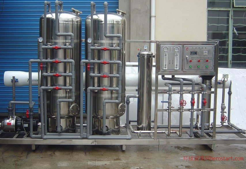 沈阳水处理食品纯净水设备