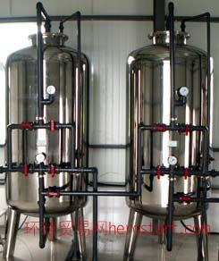 沈阳除铁锰设备 曝气装置 除铁锰装置