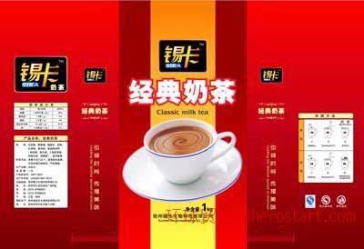 奶茶原料 三合一奶茶