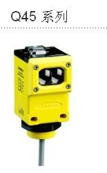 美国邦纳BANNER传感器Q45VR2LV代理