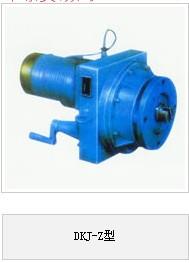 DKJ-410Z 型直联式角行程电动执行器