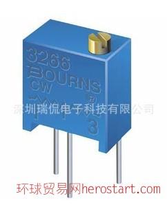 美国BOURNS  电位器 3266W-1-103LF
