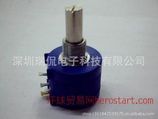 BOURNS 电位器 3950S-2-102L