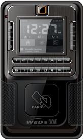WEDS-V6型射频卡+摄像头考勤门禁机