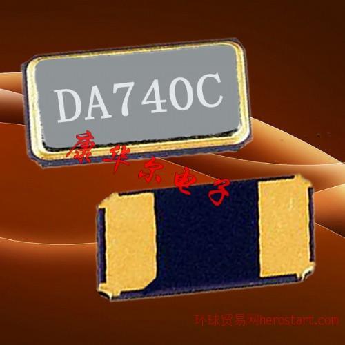 大真空KDS晶振,DST310S,进口贴片晶振