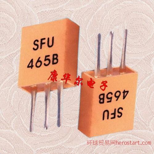 陶瓷滤波器,SFU465B,谐振器