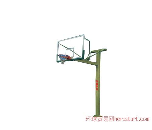 石家庄便宜地埋式篮球架质量一流