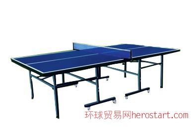 移动乒乓球台方便好使让国人爱上乒乓运动