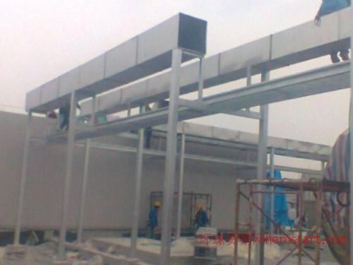 东莞通风工程找国展机电,仅厂房保持29度