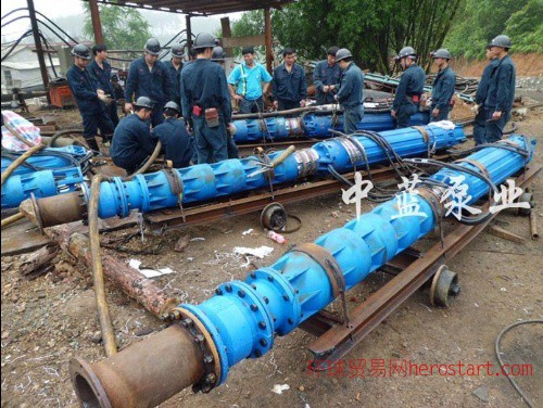 600QHB-50混流泵