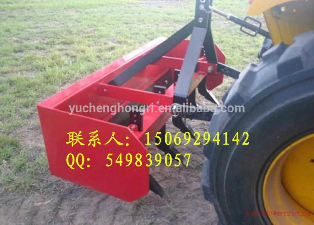 5齿箱式平地机,红日机械土壤耕整机