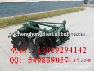土壤耕整地1BQX-1.3悬挂轻耙,出口圆盘耙,热销耕整机