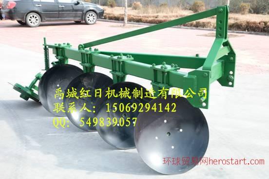 红日悬挂中耙1BJX-2.2,出口整地机圆盘耙,拖拉机配套圆盘耙