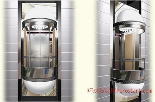 观光电梯-海力格