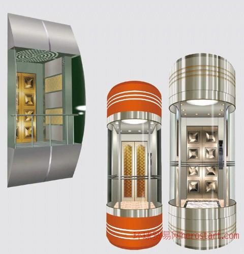 广州市海力格观光电梯