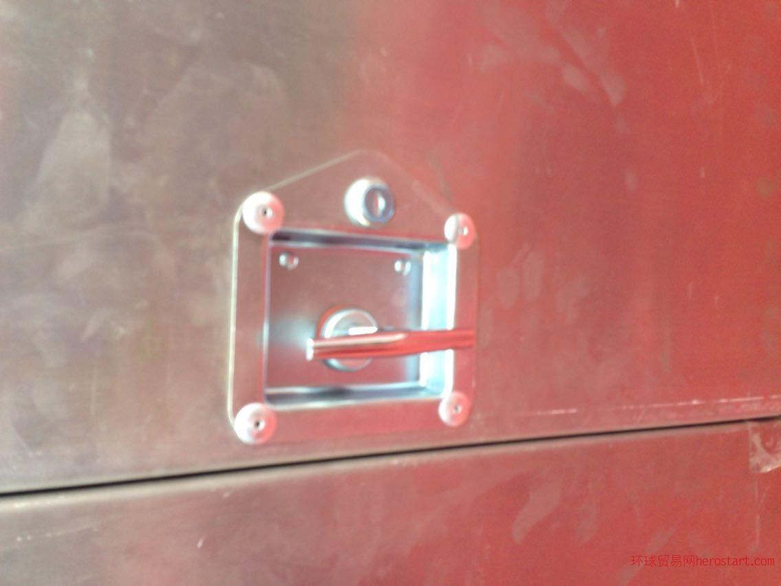 清扫车工具箱锁 卡车T型锁 面板锁 拖车工具箱锁