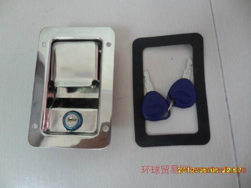 面板锁 不锈钢盒锁 清障车工具箱锁 拖车工具箱锁