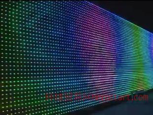 LED全彩外露灯屏厂家,LED靓彩屏厂家,LED全彩显示屏厂家