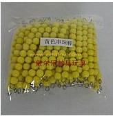 沈阳A026黄色串珠棒厂家供货