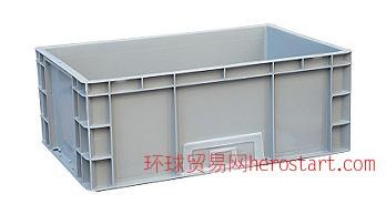 600*400*230物流箱、周转箱、欧标箱