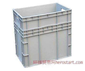 EU4644物流箱、600*400*450周转箱