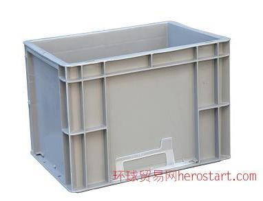 EU4322、物流箱、周转箱、丰田本田专用箱厂家直销