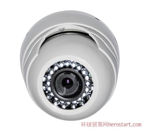 南宁ICR日夜型半球摄像机