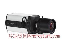 南宁监控摄像头安装 海康威视彩色摄像机