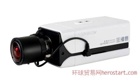 日夜型网络摄像机