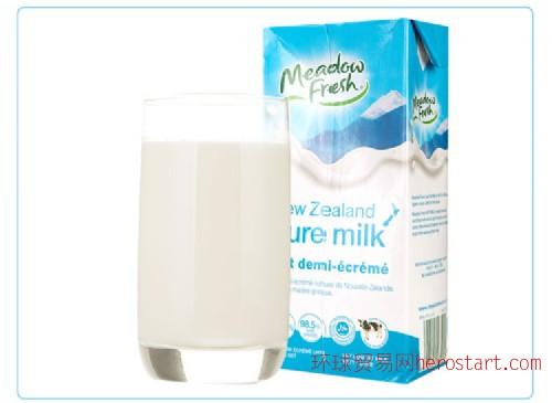 纽麦福 低脂牛奶