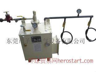 广东圣弘LPG液化气气化器 50KG壁挂式中压一套