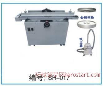 自动刮胶研磨机 刮胶研磨机 高精密刮胶研磨机
