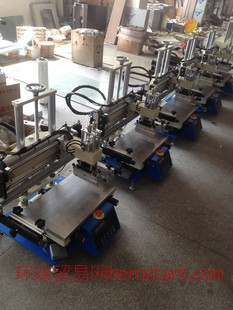终身维护小型桌面丝印机,丝网印刷机,深圳顺宏丝印机