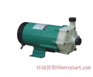 青岛MP微型磁力驱动循环泵、不锈钢磁力泵