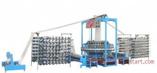 高速小六梭圆织机01航母品牌