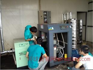 空压机余热回收工厂/空压机余热回收工程/空压机热水工程
