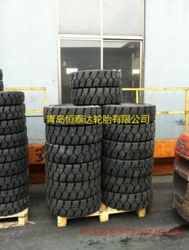 650-10叉车实心轮胎