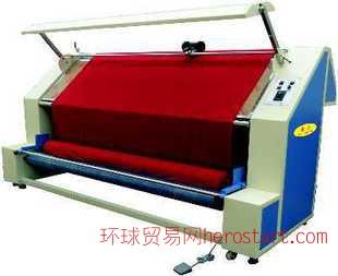 缝前设备布料缩水验布机多功能 验布缩水机