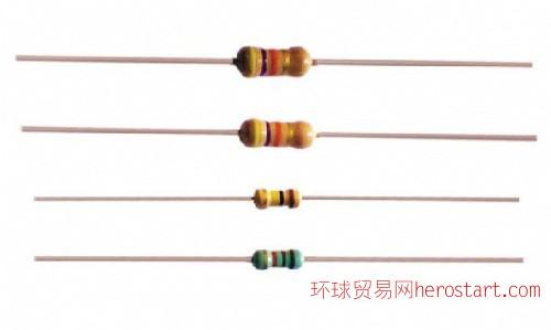 碳膜电阻器RT系列1 6W-2W