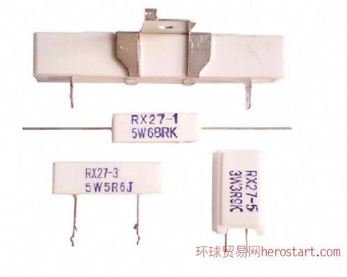 水泥线绕电阻RX27-1-25W(SQP)