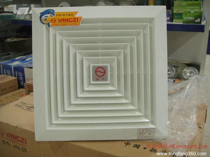郑州扬子管道式超静音换气扇BPT-18
