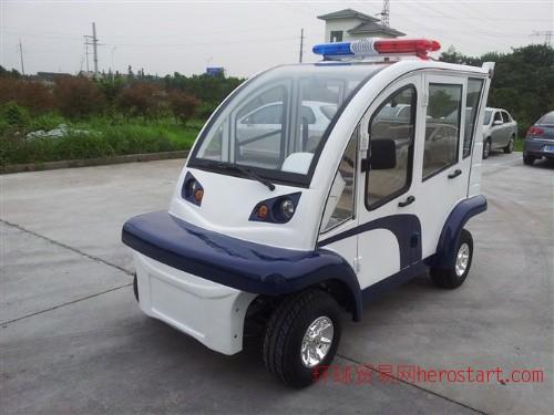 太仓4座电动封闭巡逻车,警用巡逻车售后维修服务