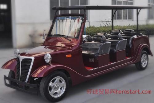 镇江8座电动老爷车,电动看房车配件售后维修服务